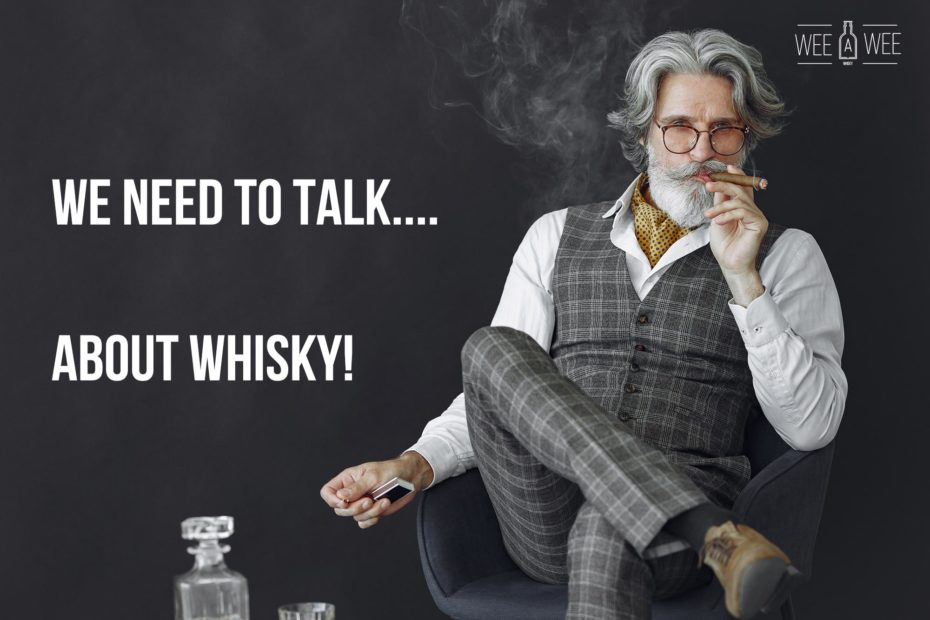 Wee a Wee Whisky Facebook Gruppe