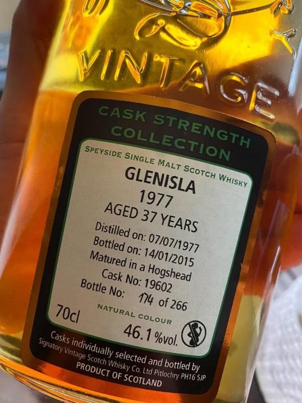 Glenisla Whisky