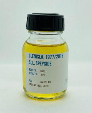 Glenisla Speyside Whisky