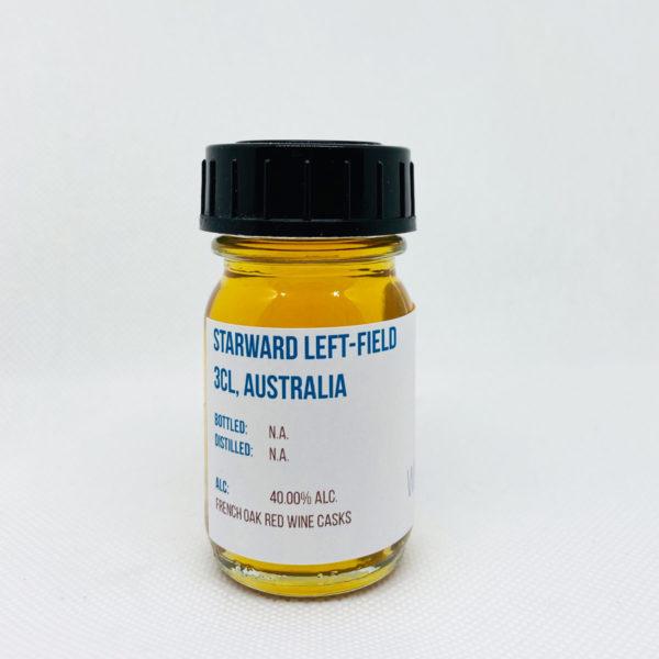 starward left-field sample