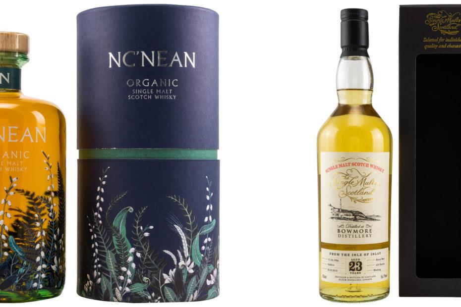 Nc'Nean Batch 06 Bowmore 1996 2019