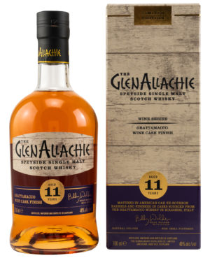 GlenAllachie 11 y.o. Gratamacco Wine Finish