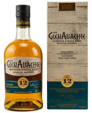 GlenAllachie 12 y.o. Sauternes Wine Finish