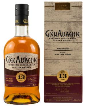 GlenAllachie 13 y.o. Rioja Wine Finish