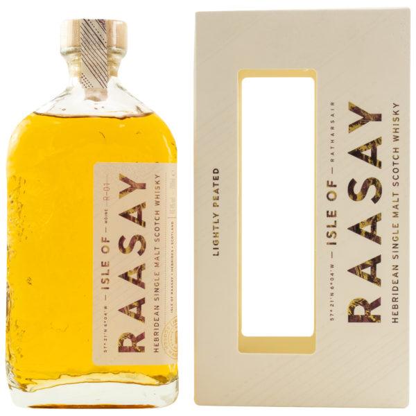 Isle of Raasay Single Malt Whisky - Core Release