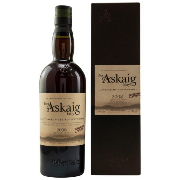 Port Askaig 2008/2020 12 y.o. #1 Sherry Cask