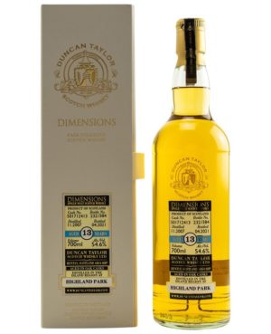 Highland Park 2009/2021 Duncan Taylor Dimensions